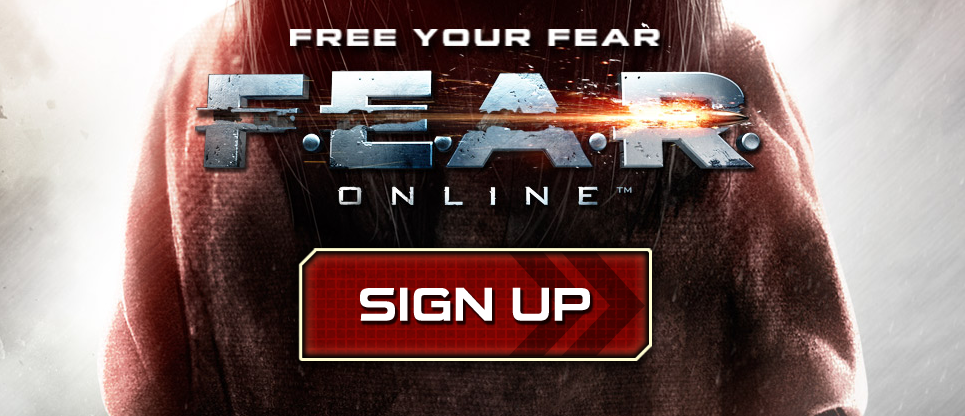 F.E.A.R Online - Beta-Anmeldung